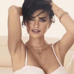Пенелопа Крус стала лицом нового выпуска испанского Vogue