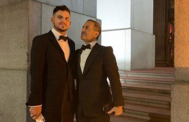 Модельер Марк Джейкобс и его бойфренд сыграли свадьбу в Нью-Йорке