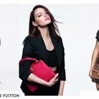 Эмма Стоун, Алисия Викандер и Леа Сейду снялись для нового кампейна Louis Vuitton
