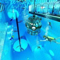 В Польше откроют самый глубокий бассейн в мире