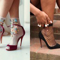 Гид по fashion: как лучше всего носить туфли с носками