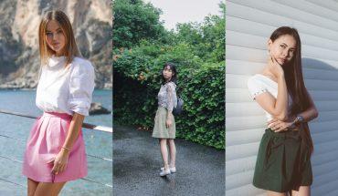 Гид по fashion: с чем носить юбку-фонарик