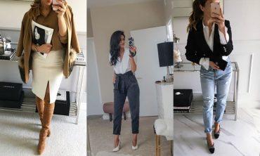 Гид по fashion: как носить блузку-боди