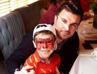 """Ведущий шоу """"Холостяк"""" рассказал, как его сын отпраздновал шестилетие"""