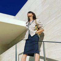 Икона стиля Карин Ройтфельд стала консультантом бренда Karl Lagerfeld
