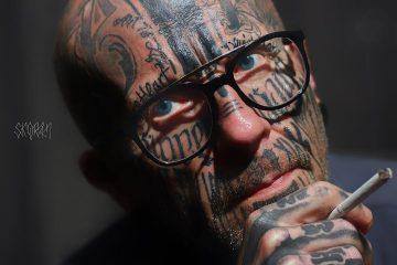 В Киев приедет самый татуированный дизайнер Франции