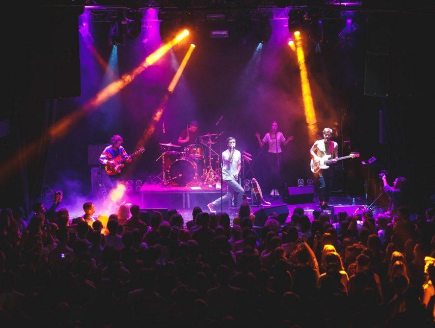 ROZHDEN, YUKO и другие украинские звезды посетили сольный концерт BAHROMA в Киеве