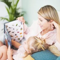 Что читают дети звезд: Анита Луценко поделилась списком любимых книг дочери