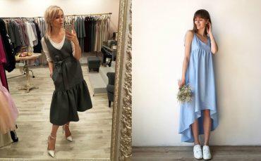 Гид по fashion: с чем носить платье-сарафан