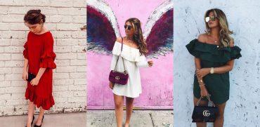 Гид по fashion: как носить прямое платье