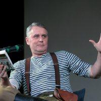В Киеве покажут эпичный спектакль по произведению Леся Подервянского
