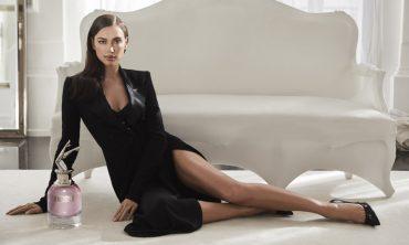 Соблазнительная Ирина Шейк стала лицом аромата Jean Paul Gaultier
