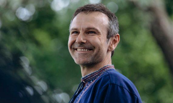 Святослав Вакарчук решил идти на парламентские выборы