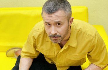 """""""Седой"""" и стильный: Сергей Бабкин сменил имидж"""