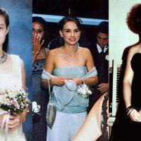 Джоли, Энистон, Портман и другие: как выглядели звезды на своем выпускном