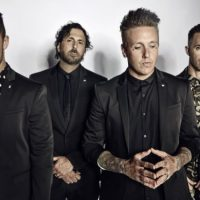 В Киеве выступит легендарная рок-четверка Papa Roach