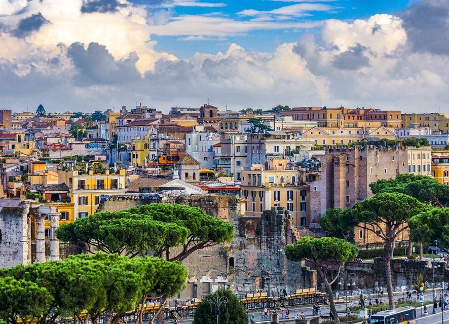Идея для отпуска: Италия