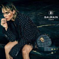 Balmain создали коллекцию сумок совместно с Карой Делевинь