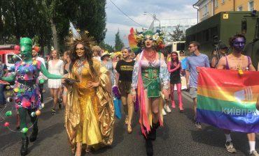 Как прошел КиевПрайд 2019: яркий фоторепортаж с Марша равенства