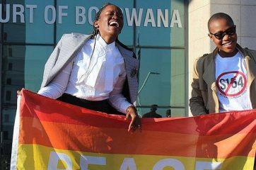 В Ботсване однополые отношения перестали быть преступлением