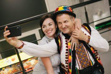Надежда Мейхер и Юрий Горбунов сыграют влюбленных в новом сериале
