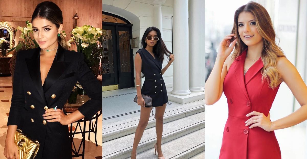 Гид по fashion: с чем носить платье-жакет