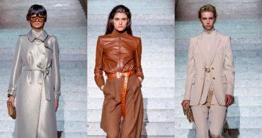 Широкие брюки и острые плечи: в Берлине состоялся показ круизной коллекции Max Mara