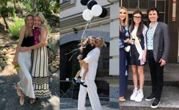 Последний звонок 2019: украинские звезды поделились трогательными фото с детьми