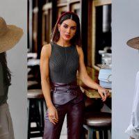 Гид по fashion: как носить головные уборы летом