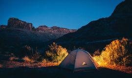 Интим на природе: топ-6 правил для хорошего секса в палатке