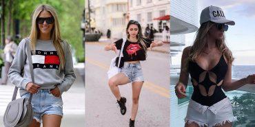 Гид по fashion: с чем носить CUTOFFS-шорты