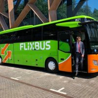 В Украину зашел крупный автобусный лоукостер Европы FlixBus: направления и сколько стоит