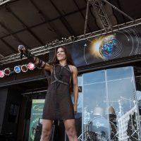 Руслана организовала Международный День Возобновляемой энергии