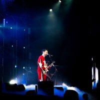 Иван Дорн и Олег Скрипка зажгли на юбилейном концерте Noize MC