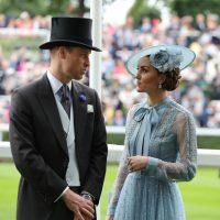 Открытие скачек Royal Ascot: Кейт Миддлтон сразила роскошным нарядом от Elie Saab