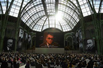 Концерн LVMH учредит премию имени Карла Лагерфельда
