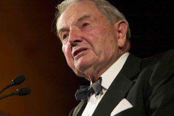 Дэвид Рокфеллер: история успеха американского миллиардера