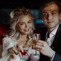 Билык, Коляденко и Зибров: как прошла свадьба Алины Гросу в Венеции