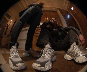 Модели-близнецы из Харькова снялись в рекламной кампании Valentino