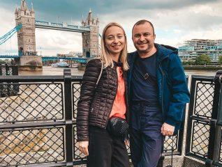 Виктор Павлик ушел от жены к 25-летней возлюбленной