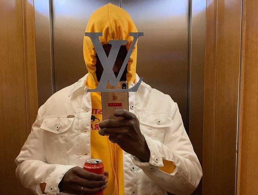 0e23d0833fdd Апельсиновое настроение: Вирджил Абло создал оранжевую капсулу для Louis  Vuitton