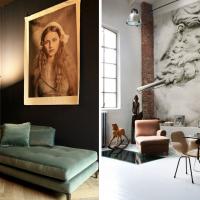 Искусство в интерьере: топ-5 современных решений из мира дизайна