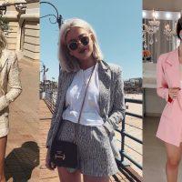 Гид по fashion: как носить костюм с шортами