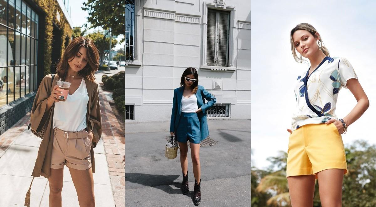 Гид по fashion: как носить высокие шорты