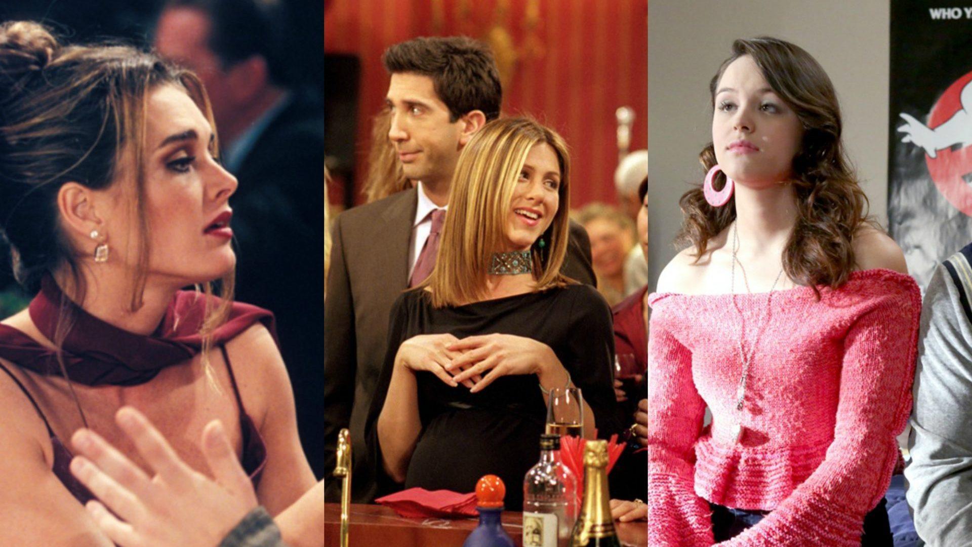 """""""Сделайте мне прическу, как у Рейчел!"""": популярные образы героев сериалов 80-х и 90-х"""