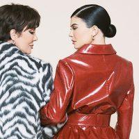 Кайли Дженнер с мамой и дочкой снялись для арабского глянца Harper's Bazaar