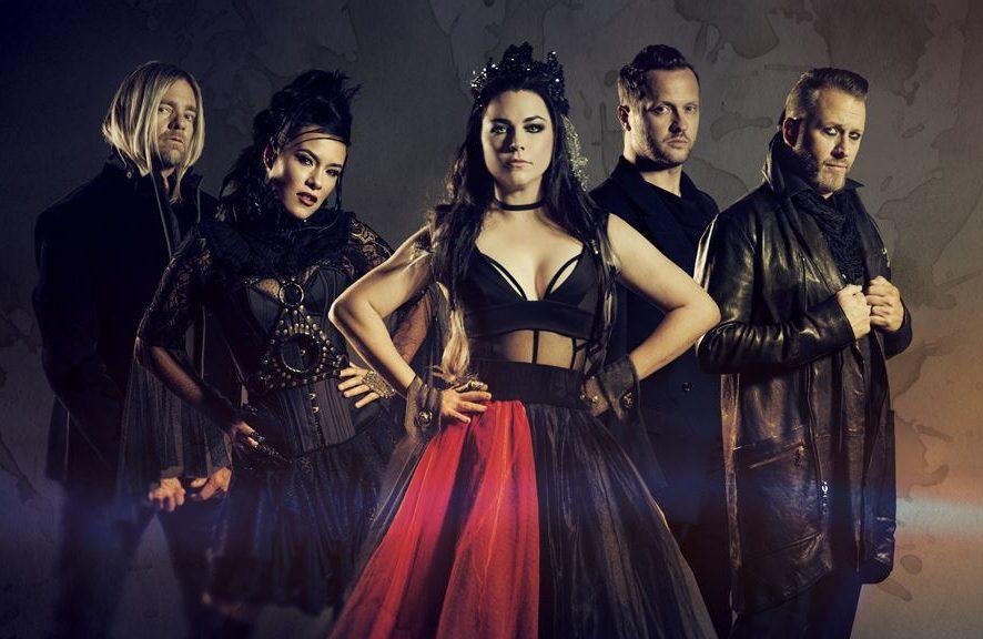 Легендарные Evanescence приедут в Киев с масштабным концертом