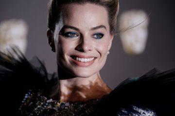 Деним и кружева: Марго Робби стала героиней австралийского Vogue