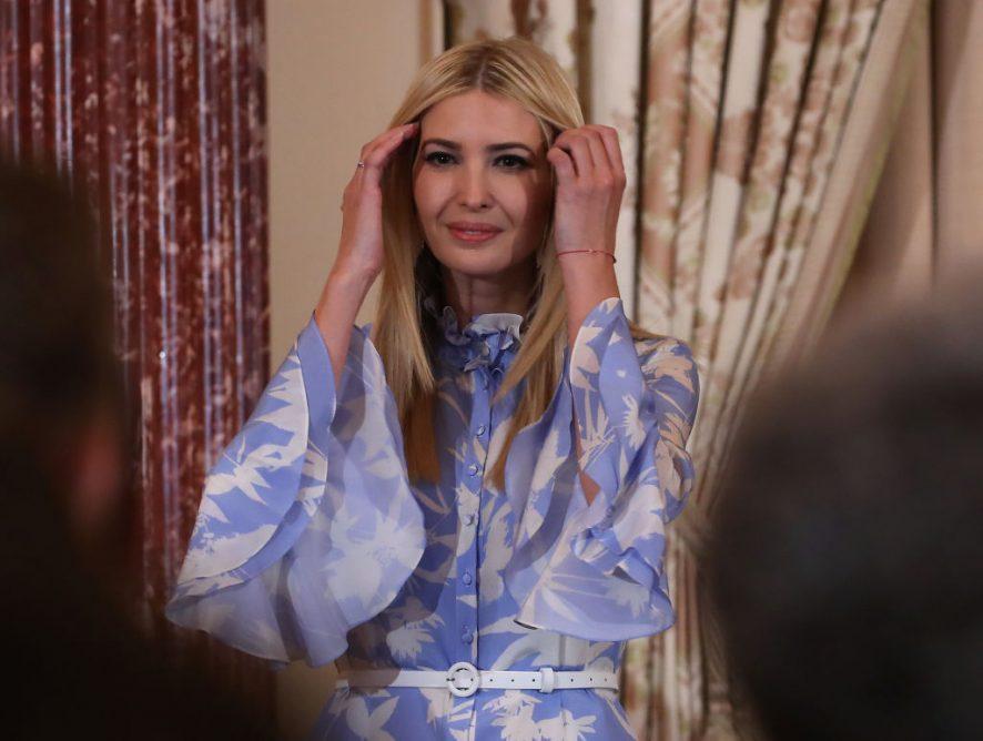 Само очарование: Иванка Трамп сменила стрижку