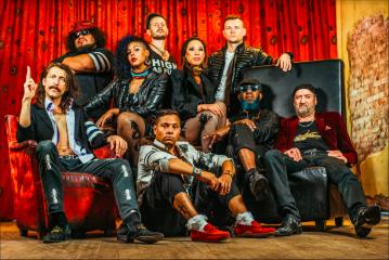 Zaxidfest 2019: хедлайнером фестиваля станет американская джипси-панк группа